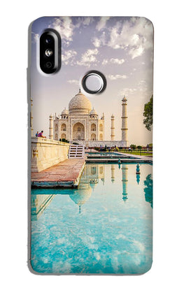 Tajmahal Case for Redmi Note 5 Pro