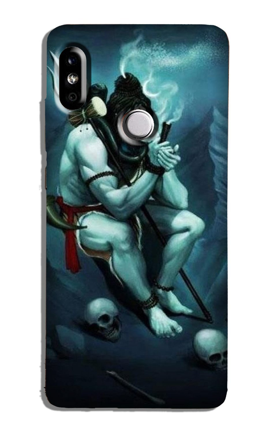 Lord Shiva Mahakal  Case for Redmi Note 5 Pro
