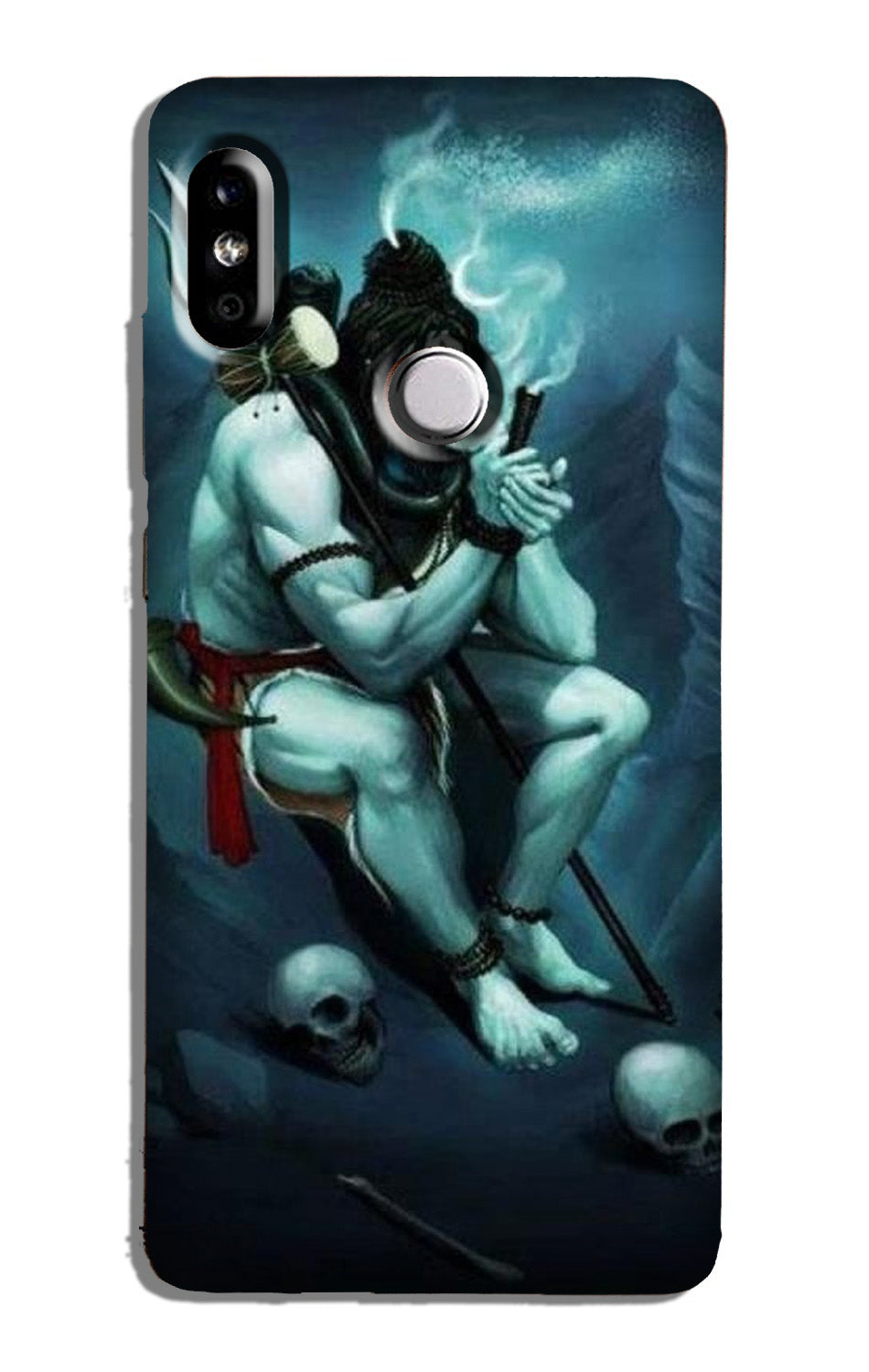 Lord Shiva Mahakal  Case for Redmi 6 Pro
