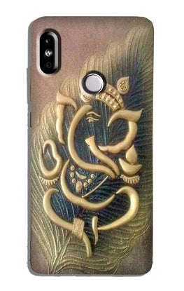 Lord Ganesha Case for Mi A2