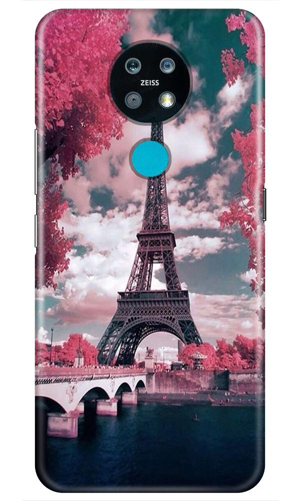 Eiffel Tower Case for Nokia 7.2  (Design - 101)