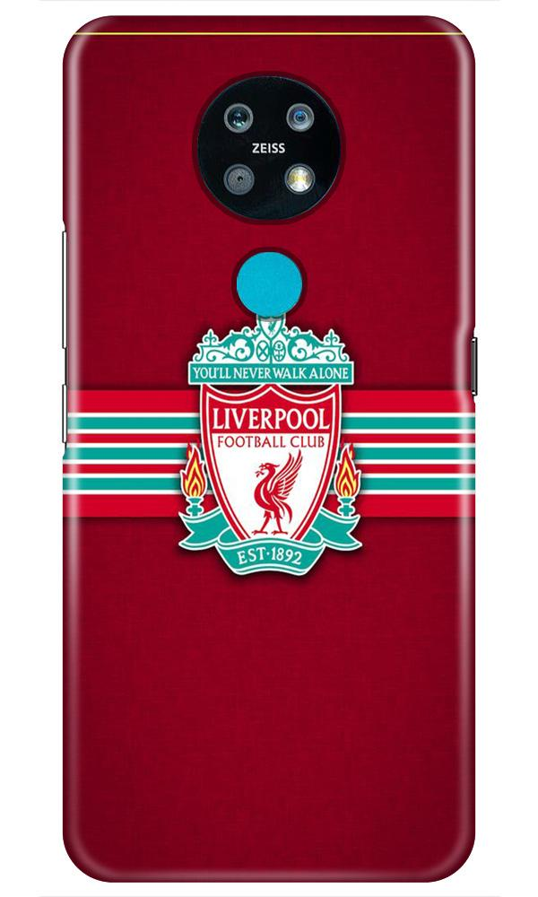 Liverpool Case for Nokia 7.2  (Design - 171)