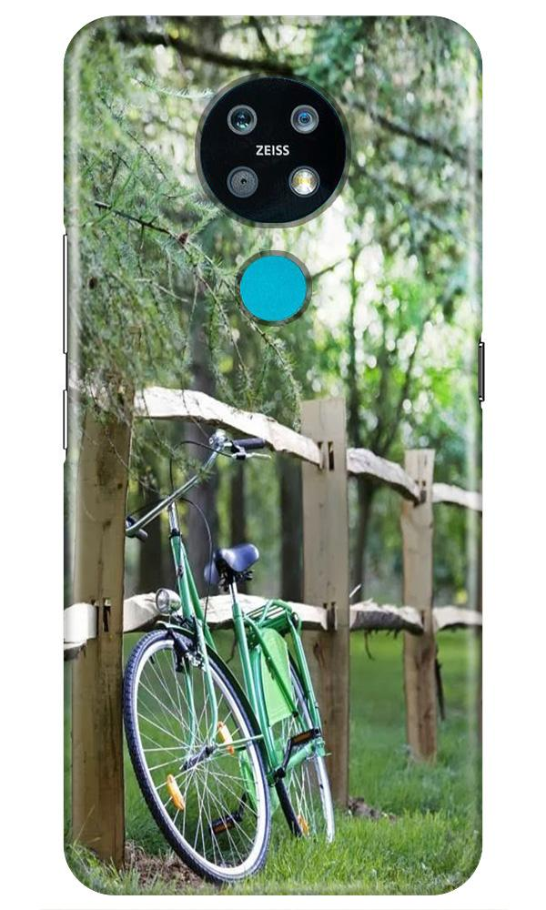 Bicycle Case for Nokia 7.2 (Design No. 208)
