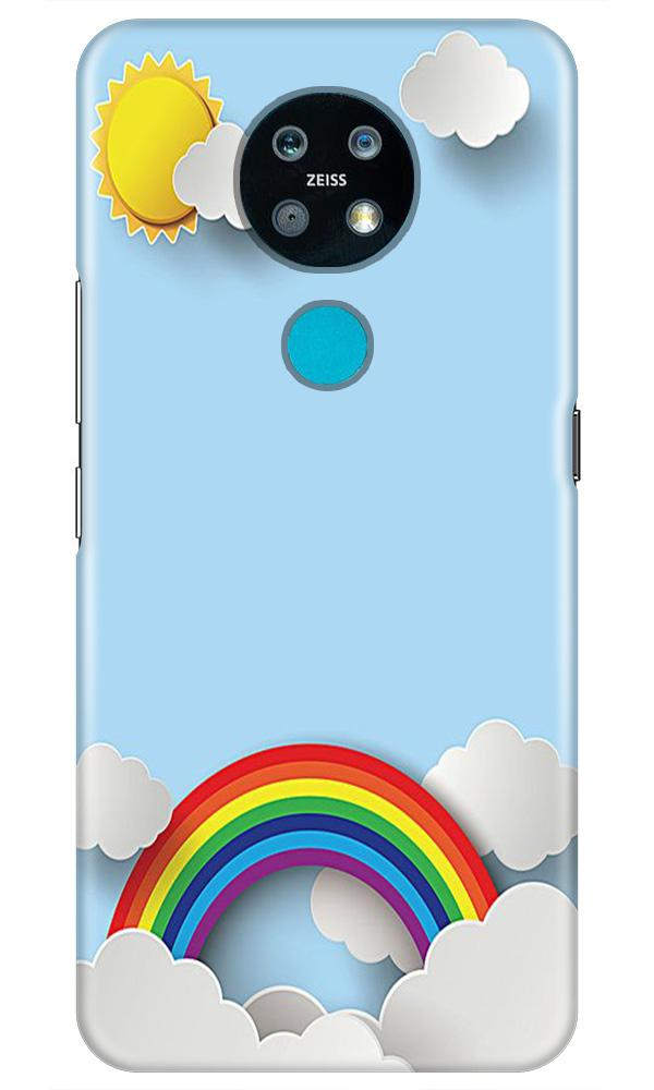 Rainbow Case for Nokia 7.2 (Design No. 225)