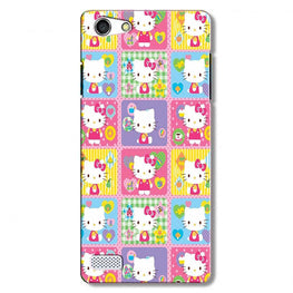 Kitty Mobile Back Case for Oppo Neo 7  (Design - 400)