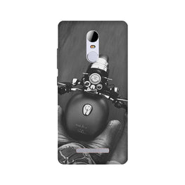 Royal Enfield Mobile Back Case for Redmi Note 3  (Design - 382)
