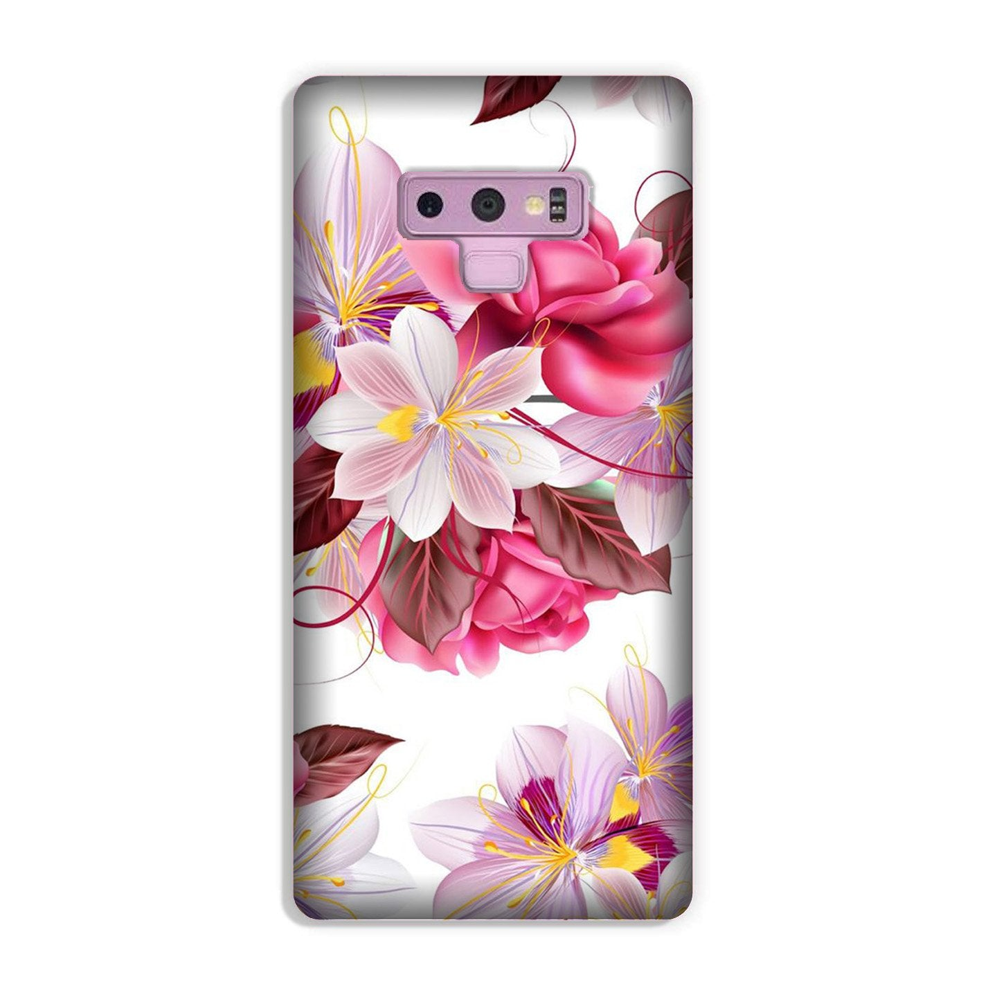 Beautiful flowers Case for Galaxy Note 9