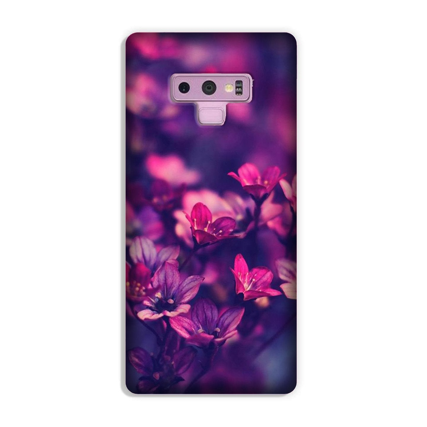 flowers Case for Galaxy Note 9