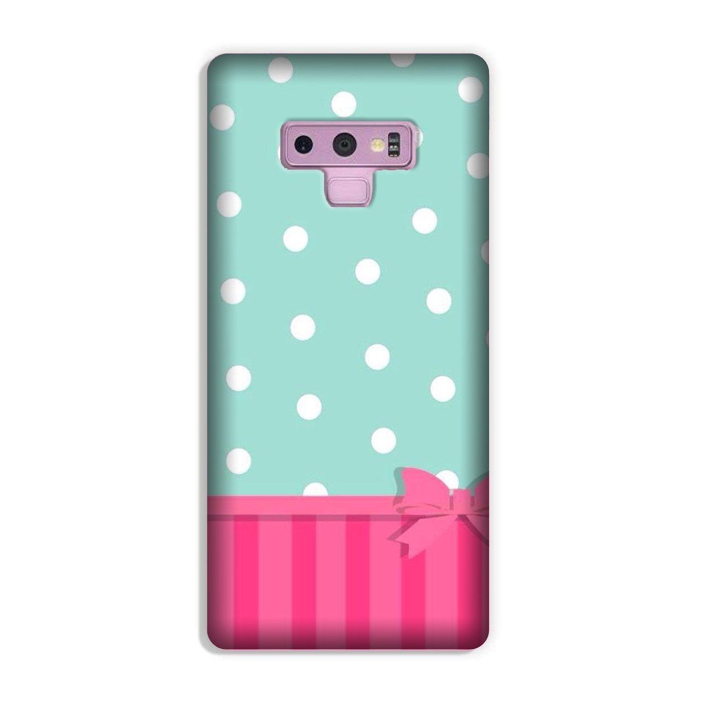 Gift Wrap Case for Galaxy Note 9