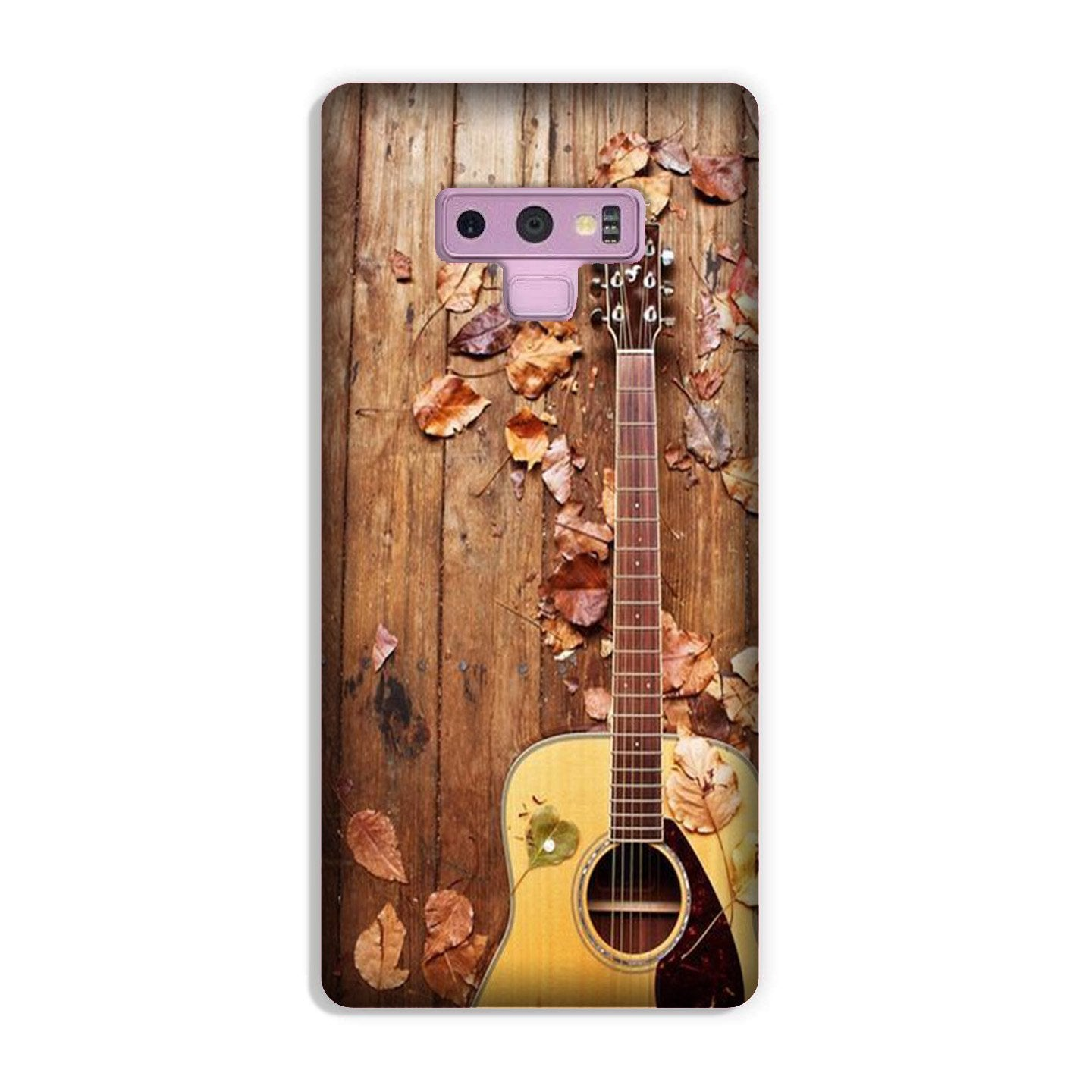 Guitar Case for Galaxy Note 9