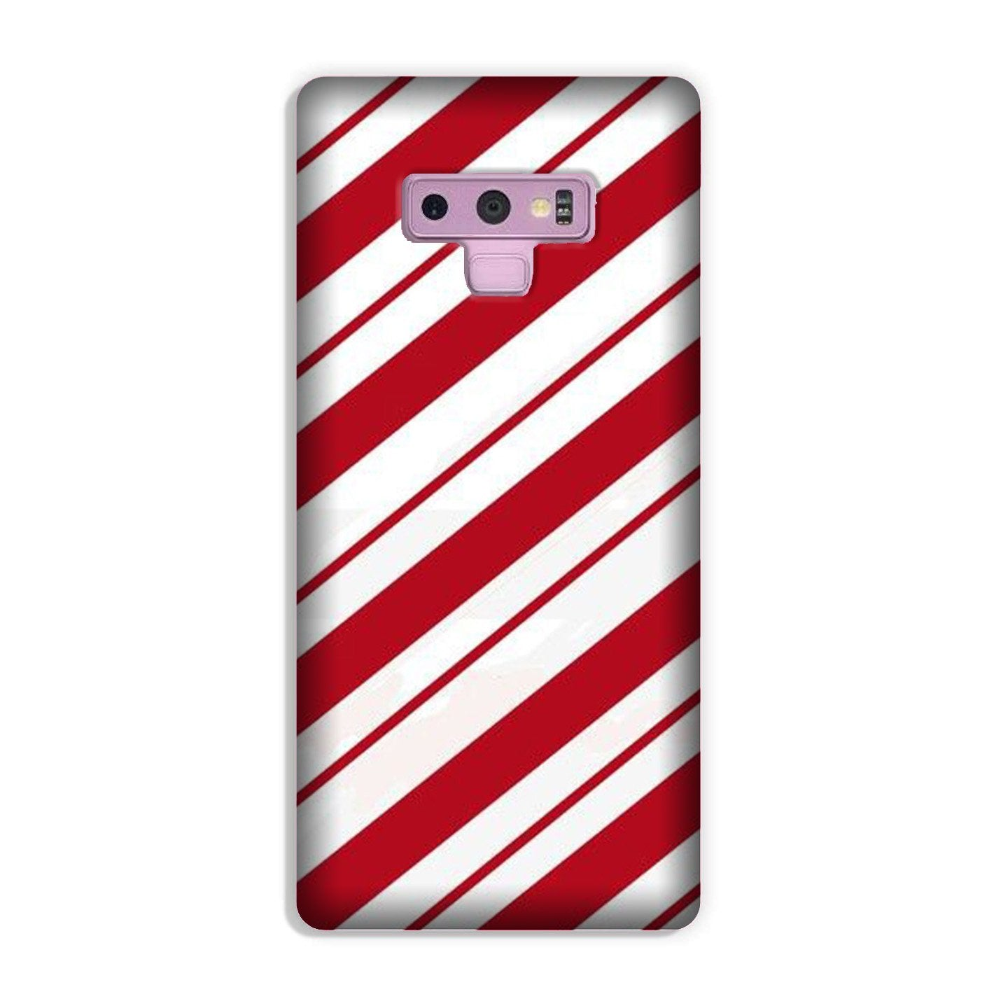 Red White Case for Galaxy Note 9