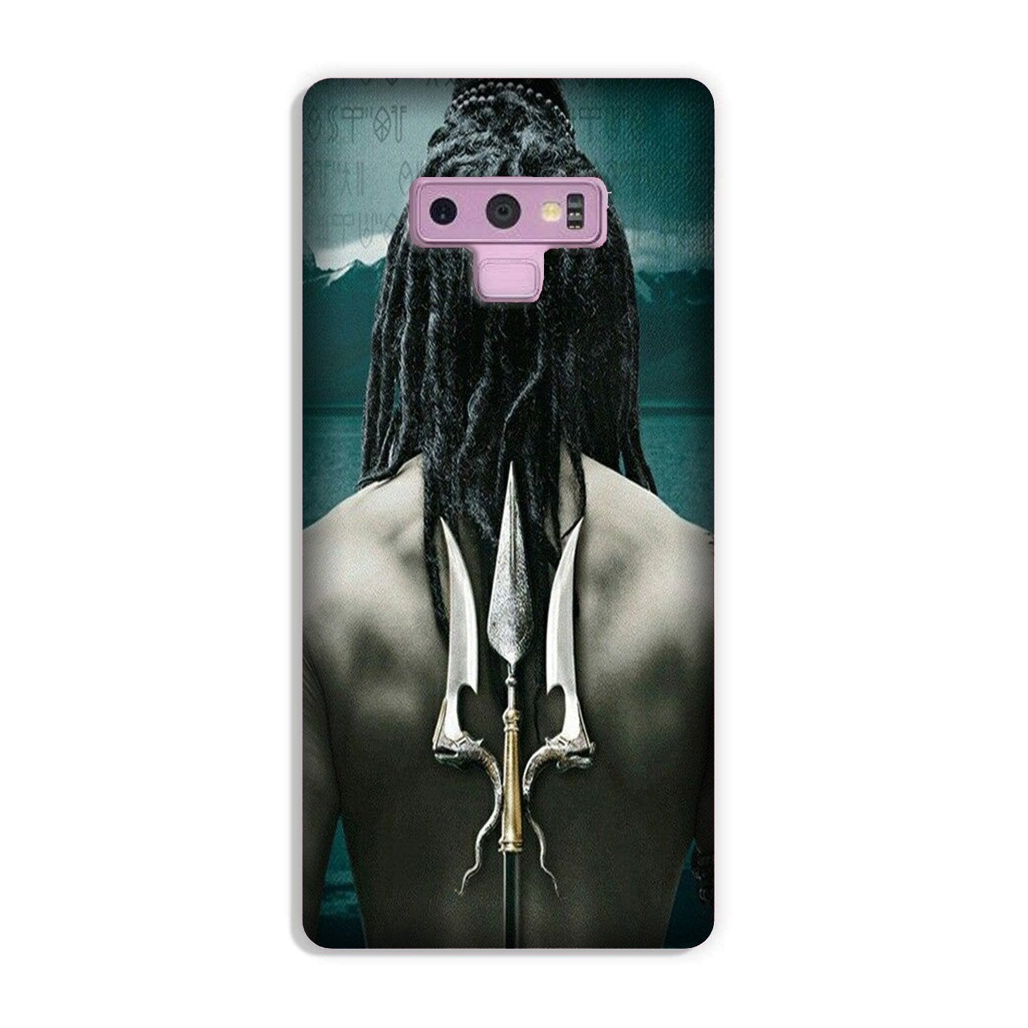 Mahakal Case for Galaxy Note 9