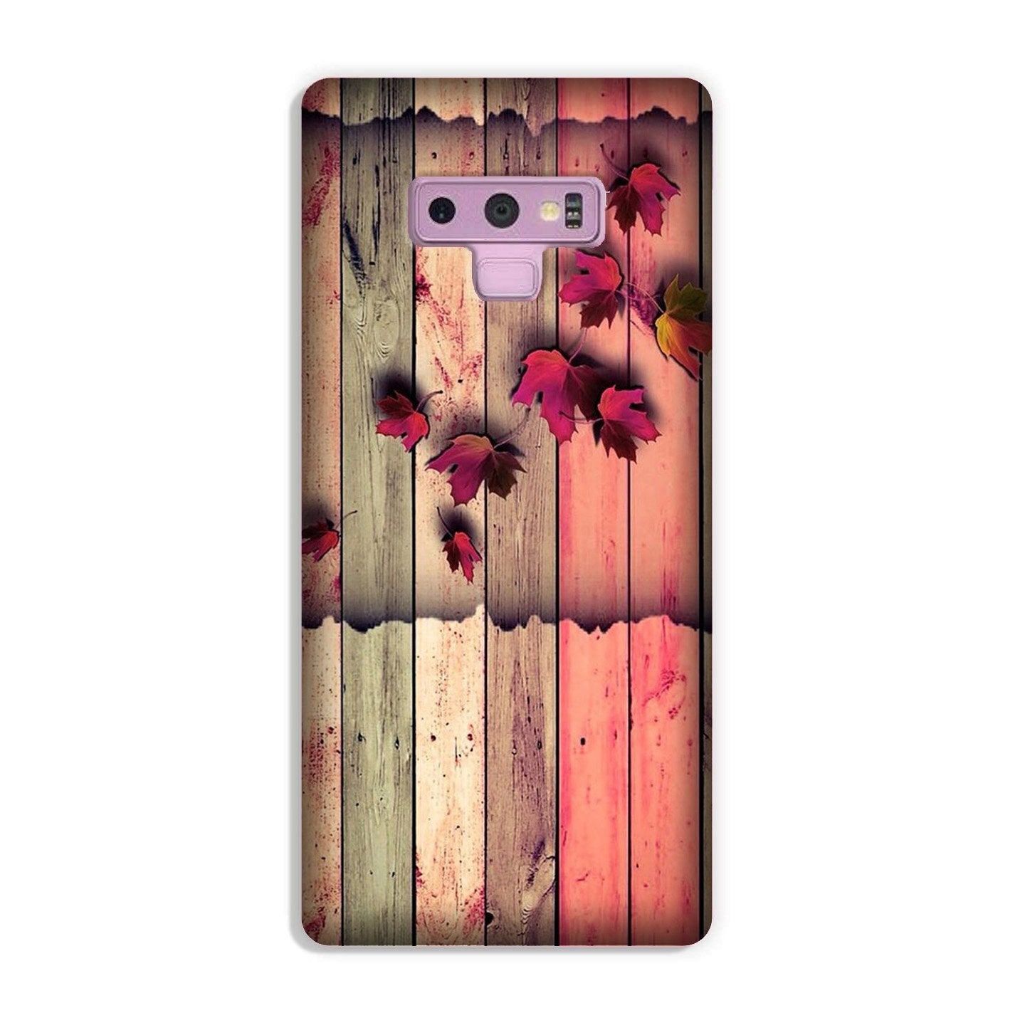 Wooden look2 Case for Galaxy Note 9