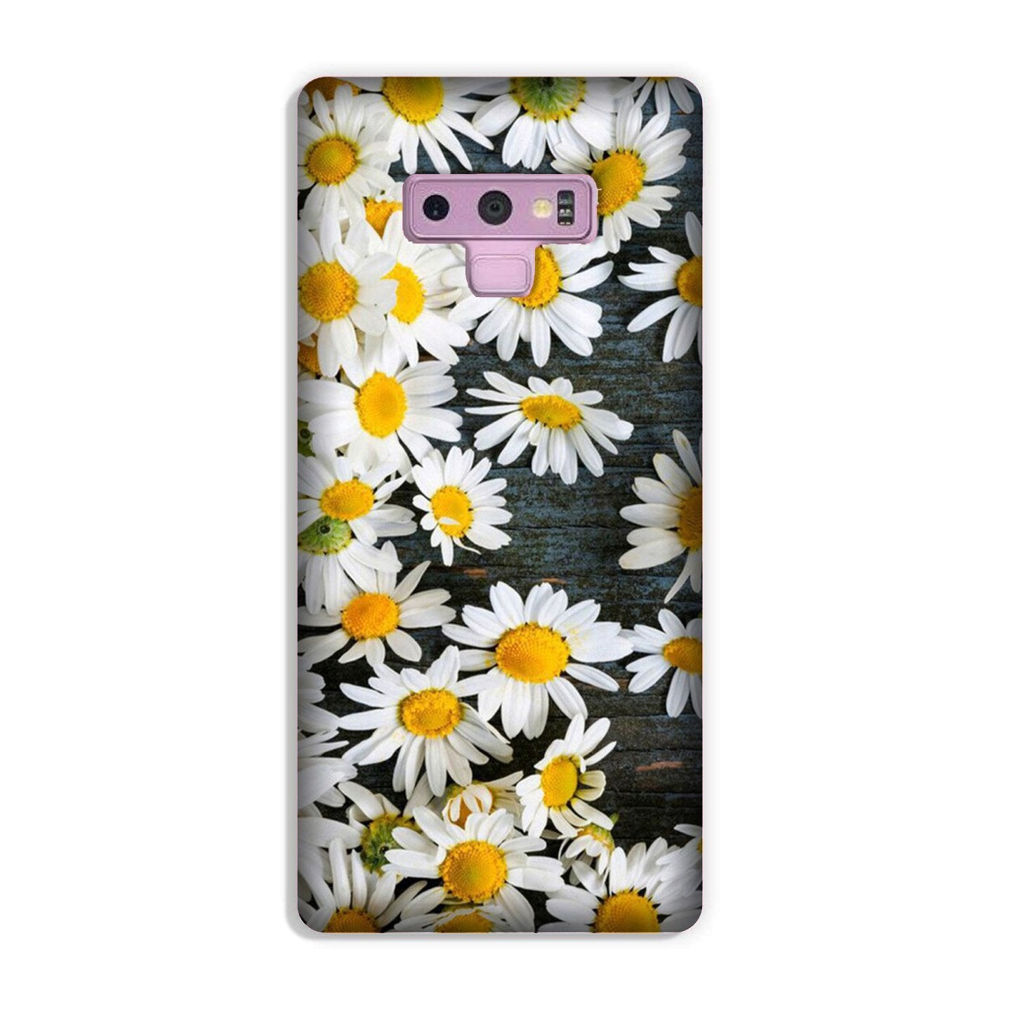 White flowers2 Case for Galaxy Note 9