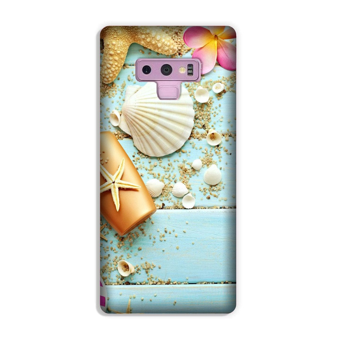 Sea Shells Case for Galaxy Note 9