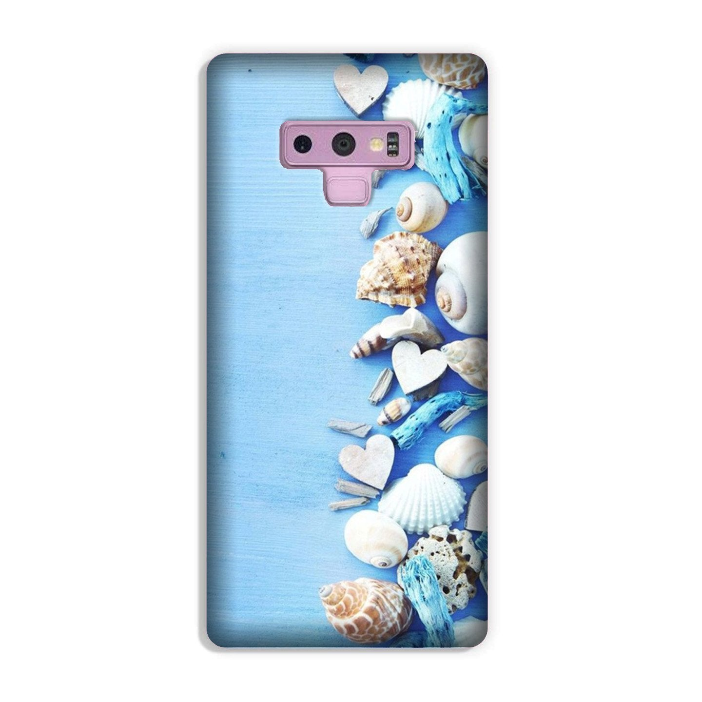 Sea Shells2 Case for Galaxy Note 9