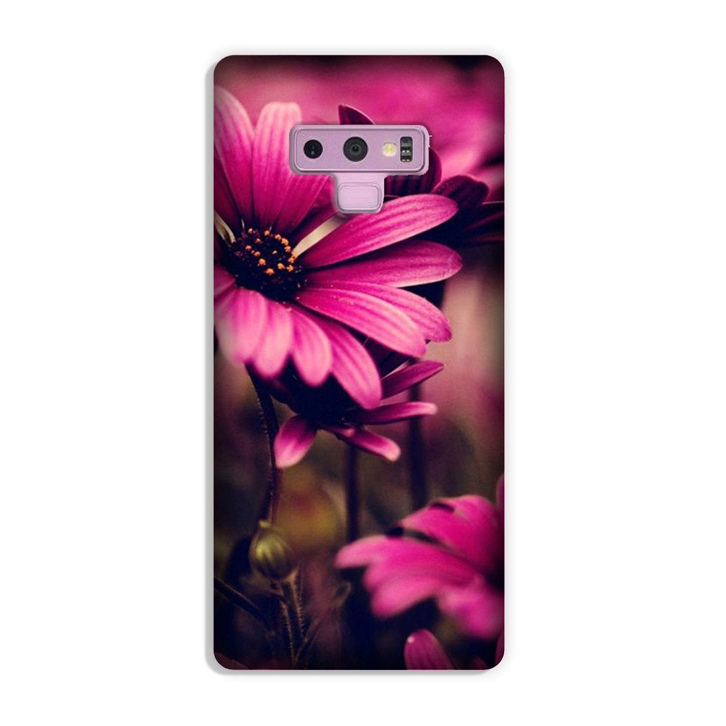 Purple Daisy Case for Galaxy Note 9