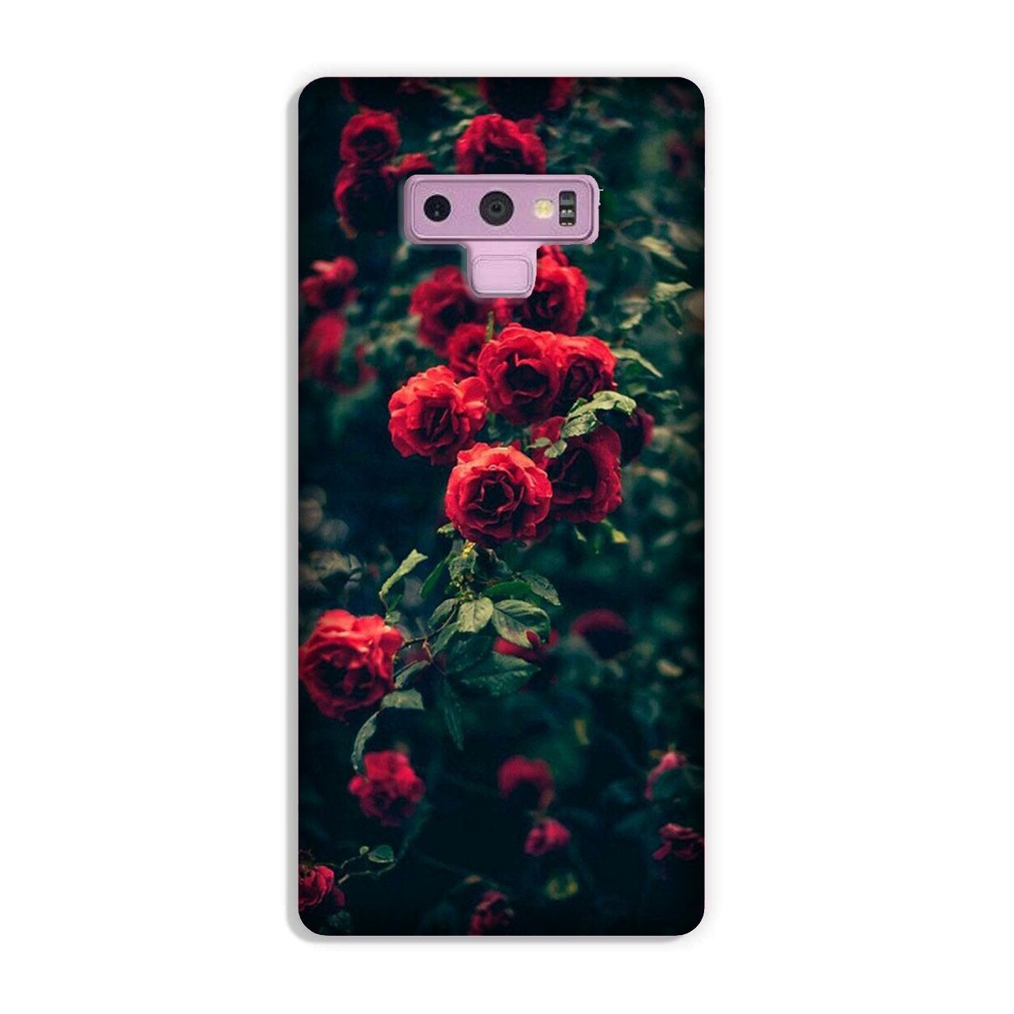Red Rose Case for Galaxy Note 9