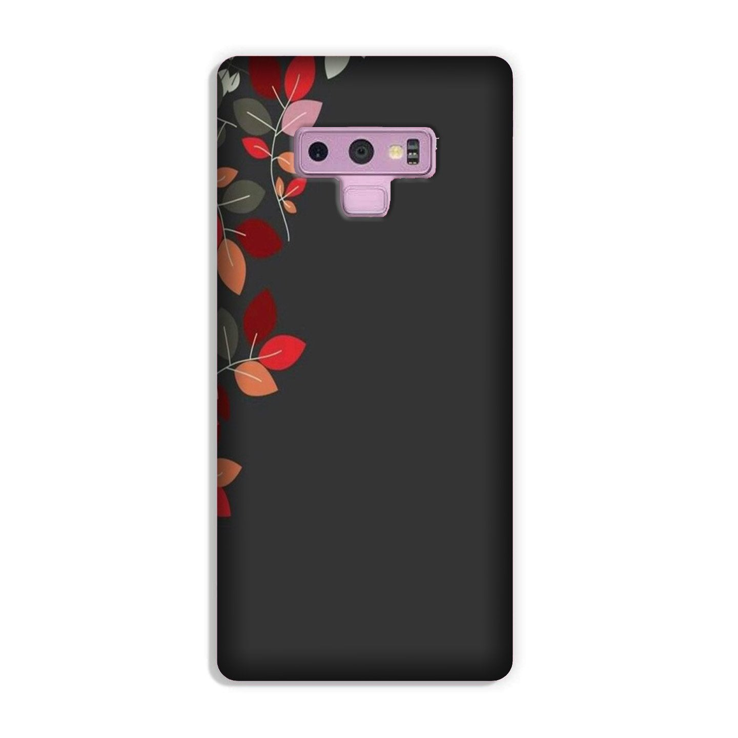 Grey Background Case for Galaxy Note 9