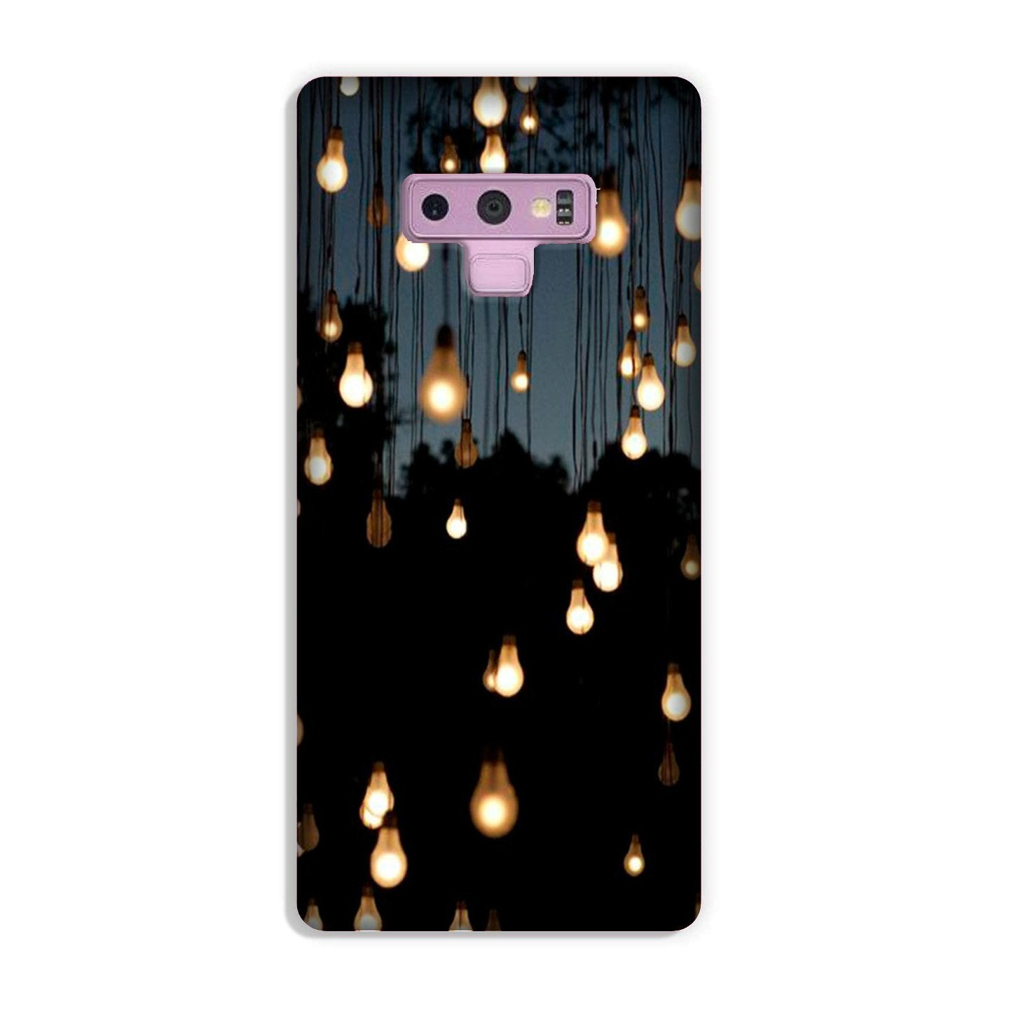 Party Bulb Case for Galaxy Note 9