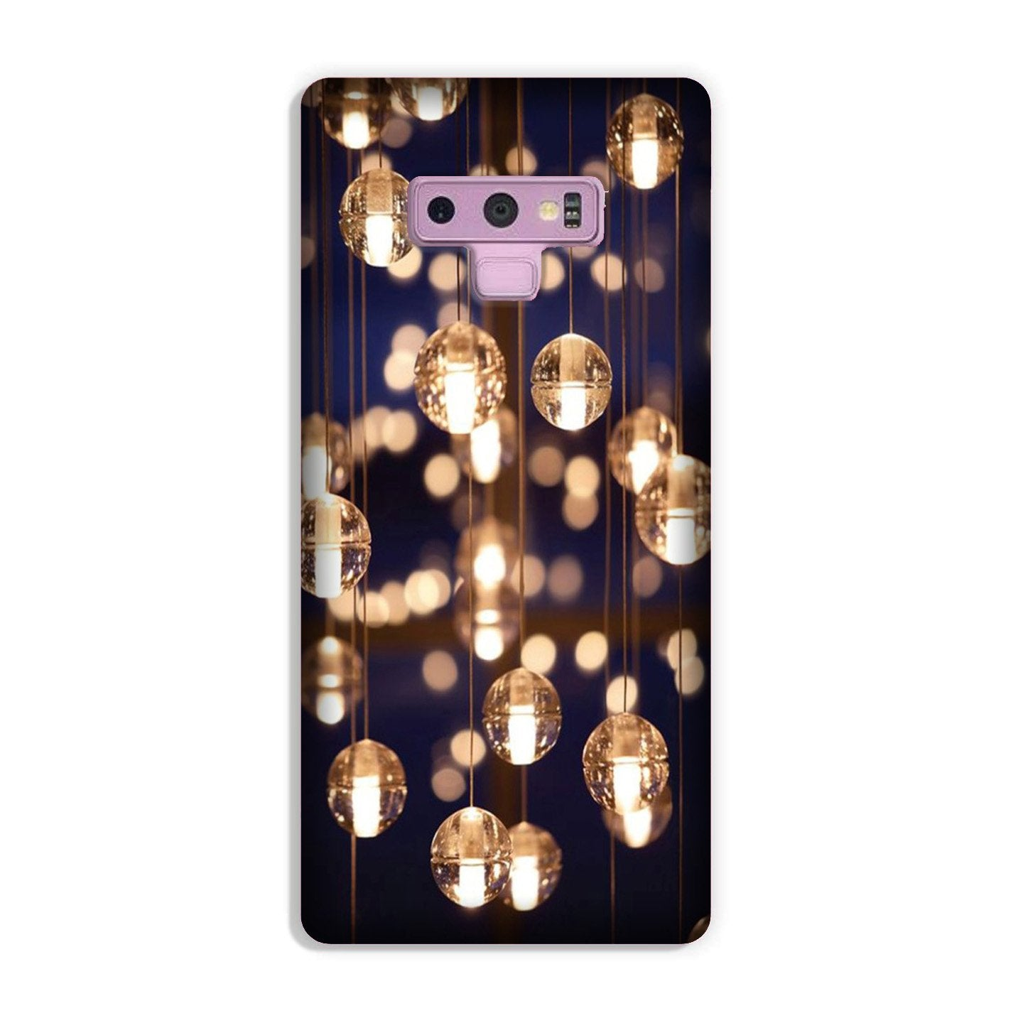 Party Bulb2 Case for Galaxy Note 9