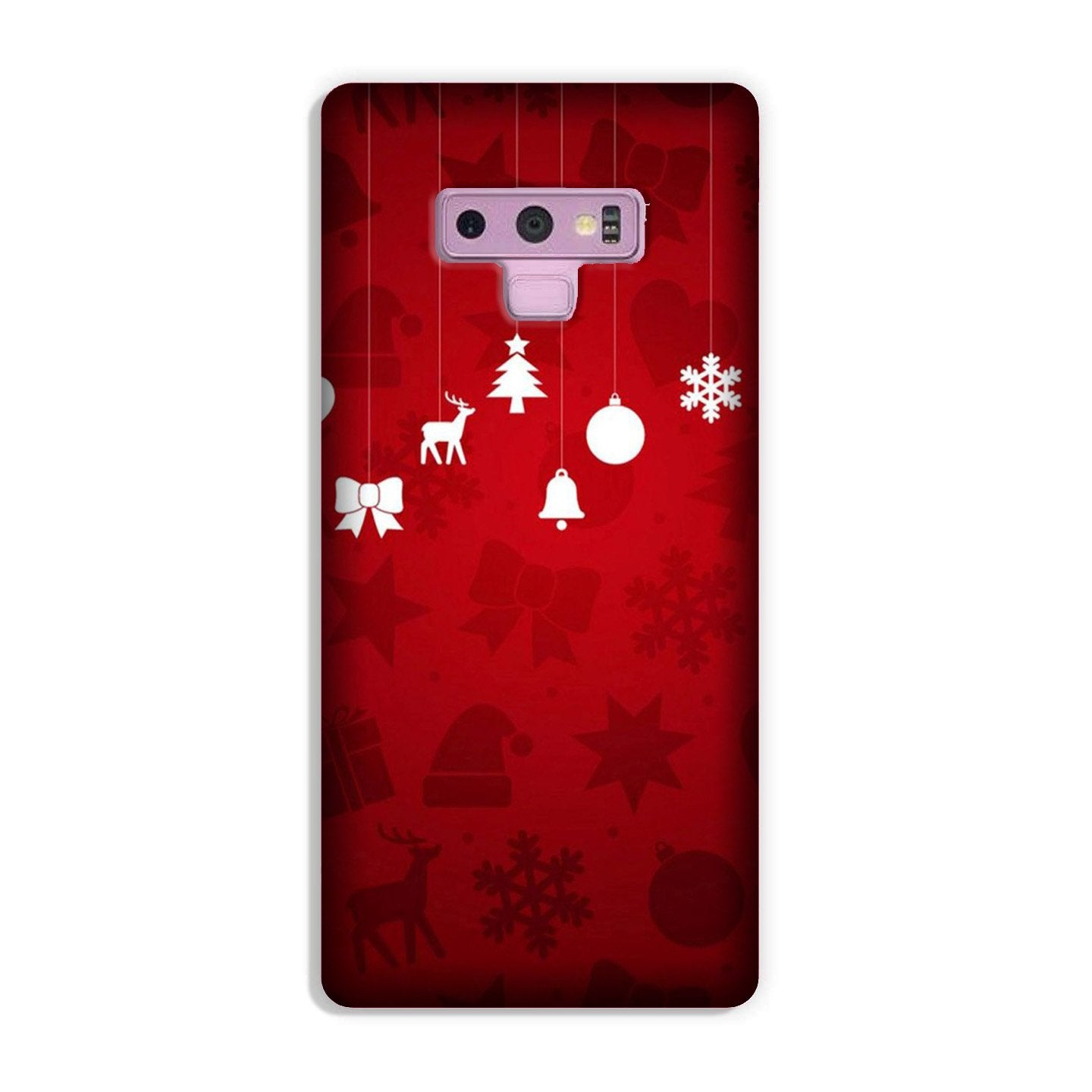 Christmas Case for Galaxy Note 9