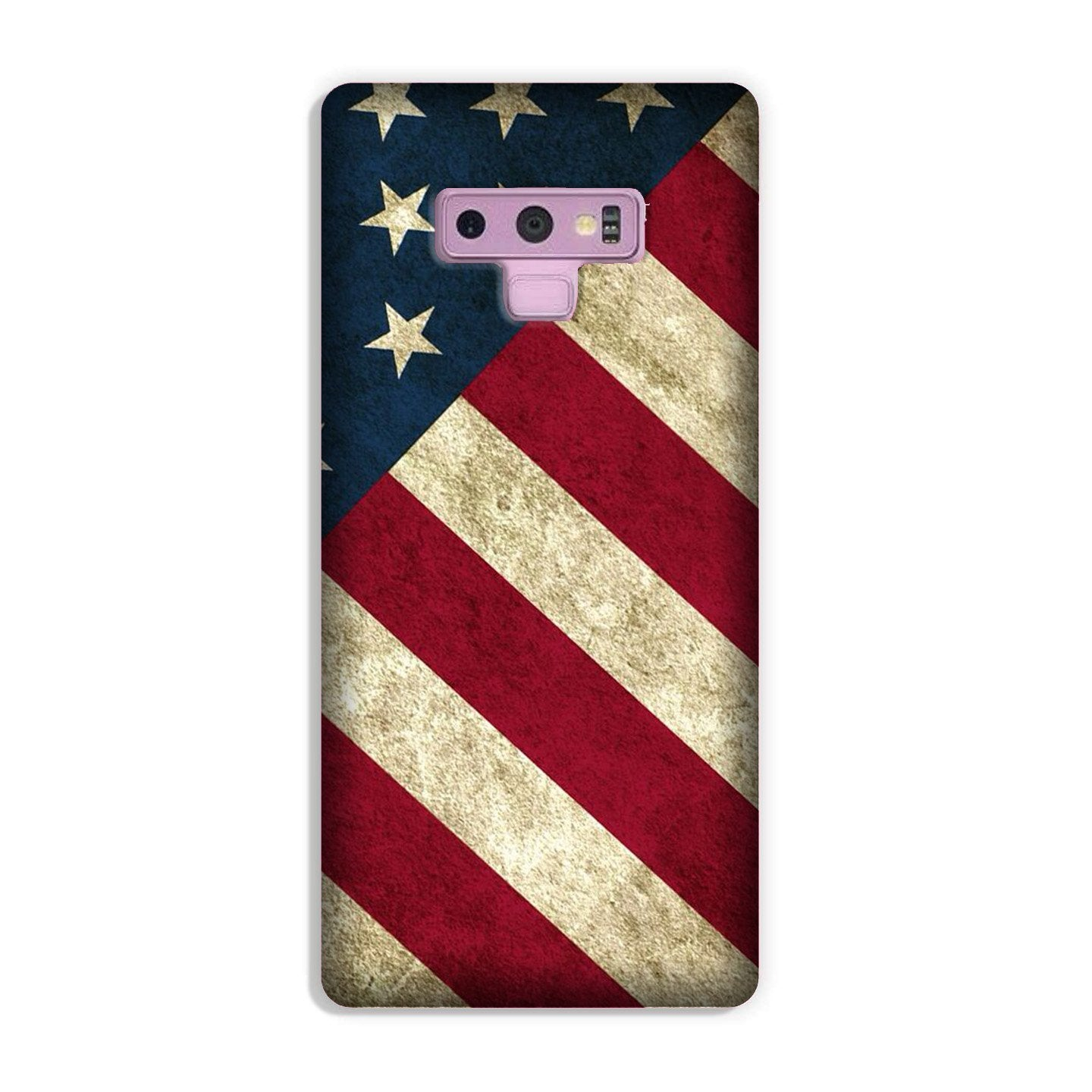 America Case for Galaxy Note 9
