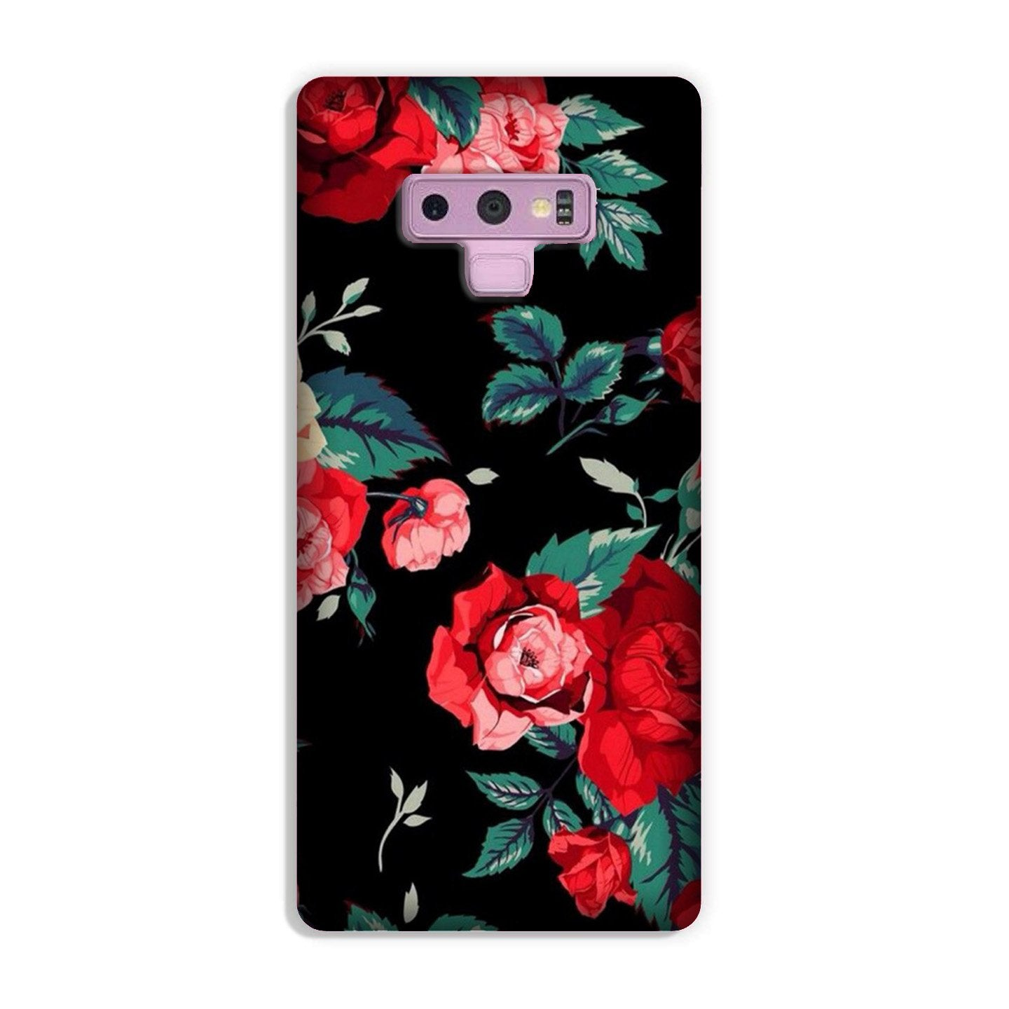 Red Rose2 Case for Galaxy Note 9