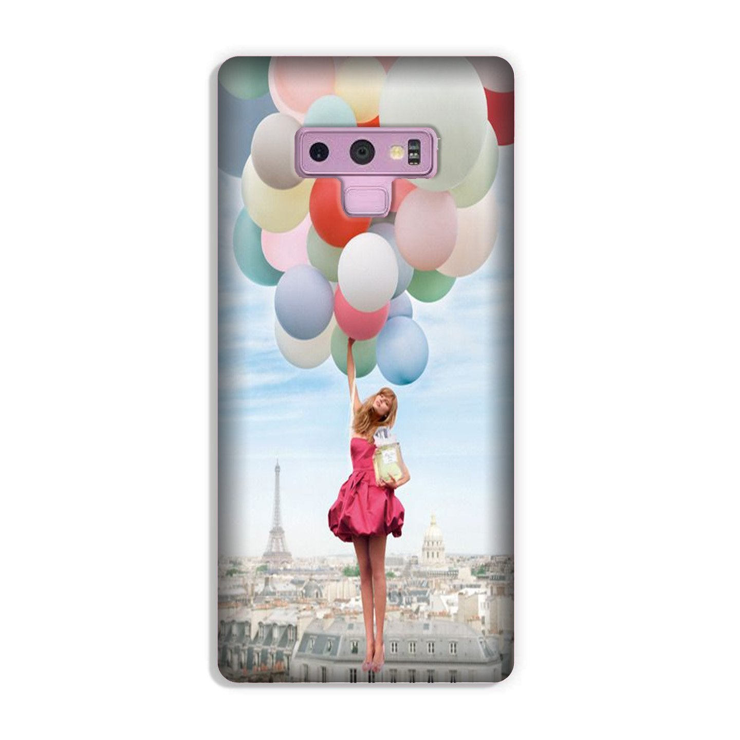 Girl with Baloon Case for Galaxy Note 9