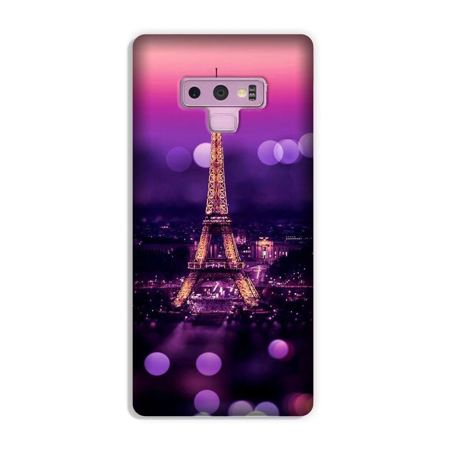Eiffel Tower Case for Galaxy Note 9
