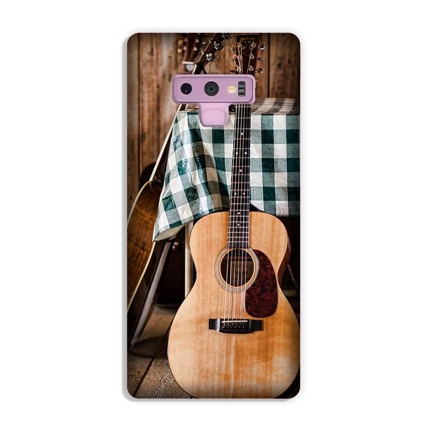 Guitar2 Case for Galaxy Note 9