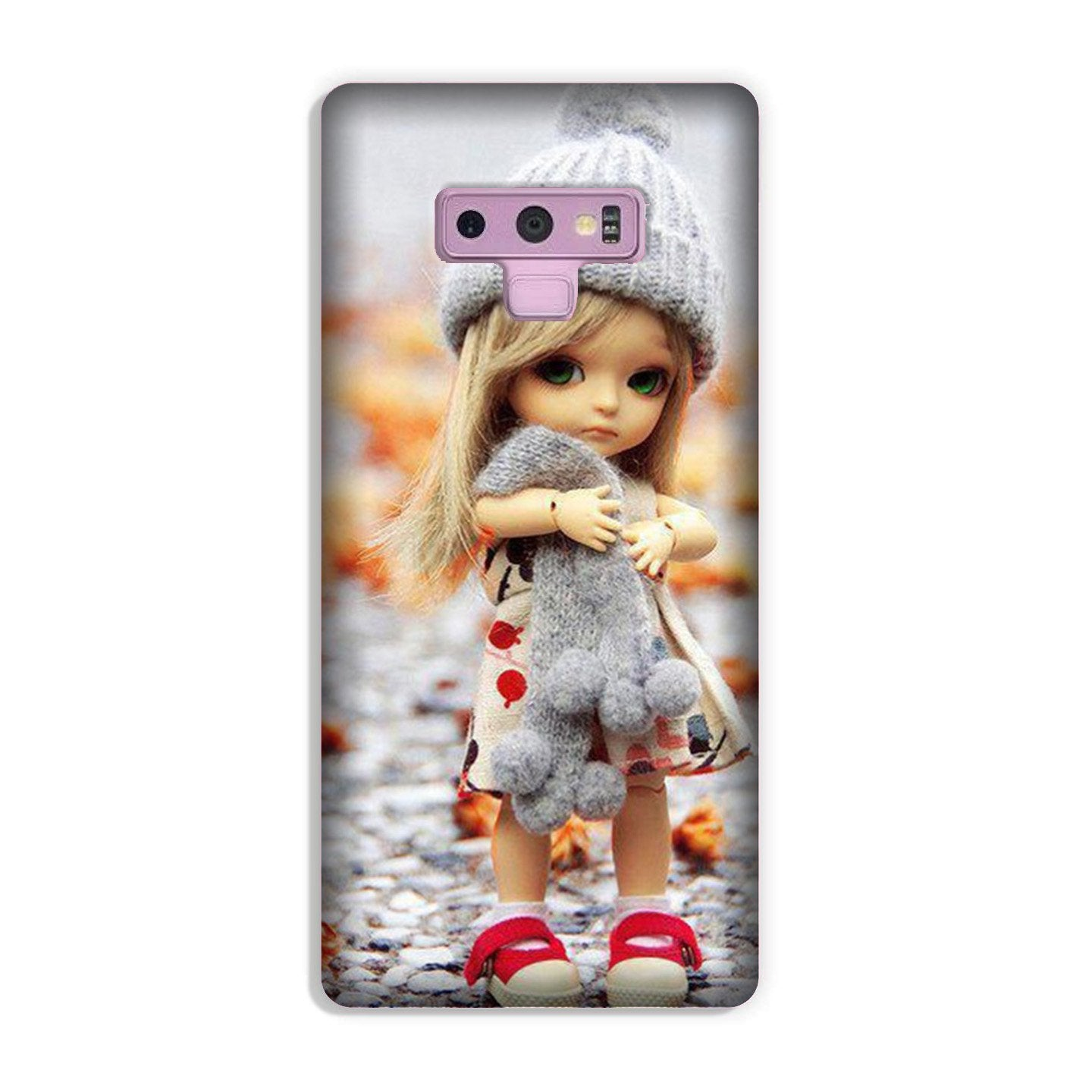 Cute Doll Case for Galaxy Note 9