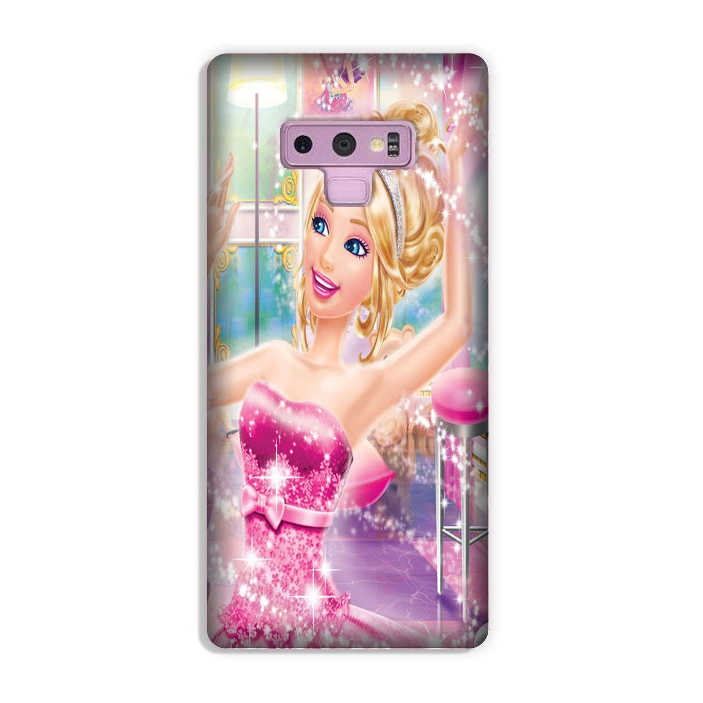 Princesses Case for Galaxy Note 9