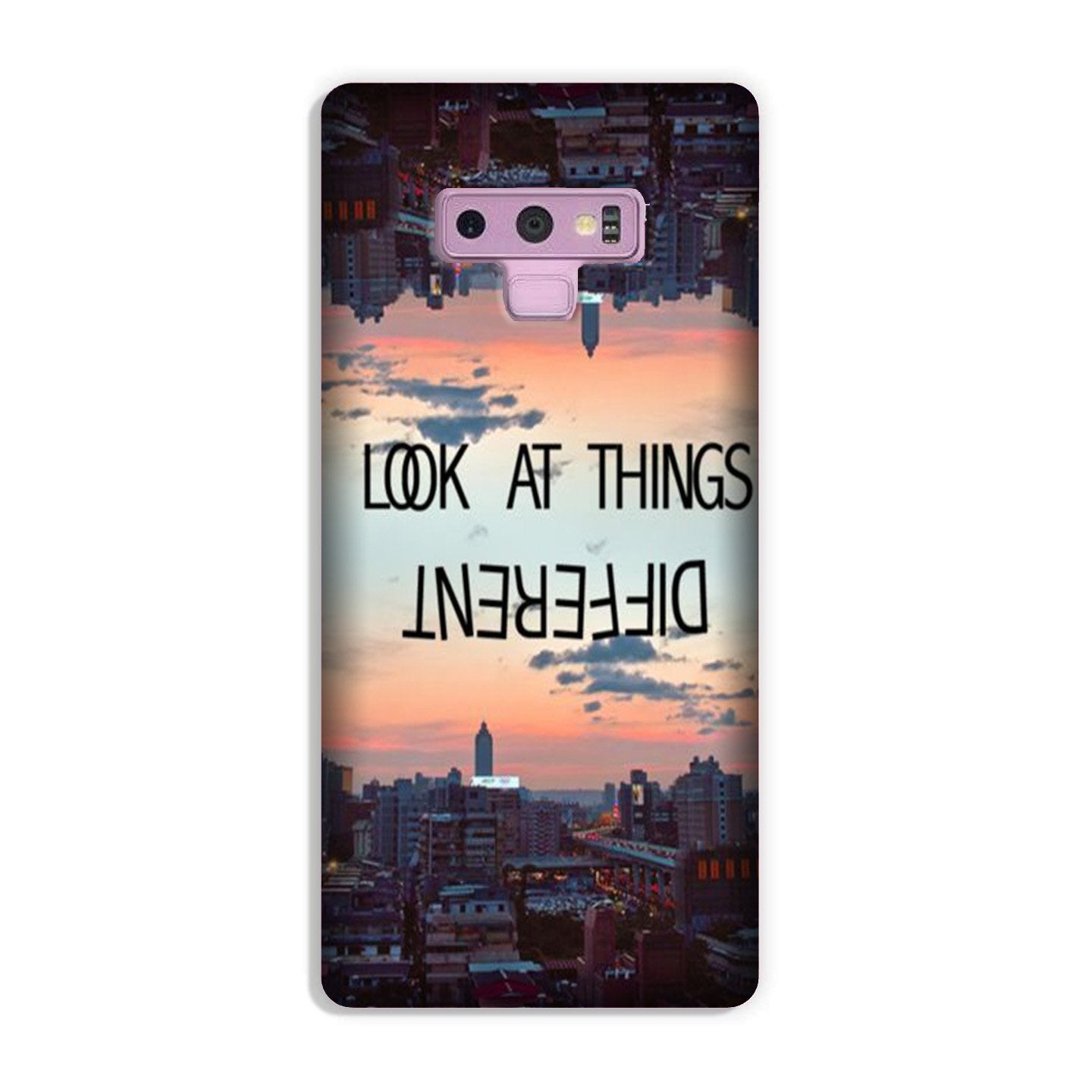 Look at things different Case for Galaxy Note 9