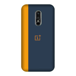 Oneplus Logo Mobile Back Case for OnePlus 6   (Design - 395)