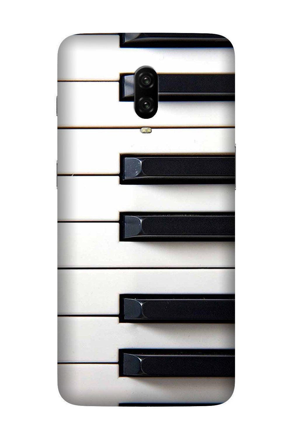 Piano Mobile Back Case for OnePlus 7  (Design - 387)