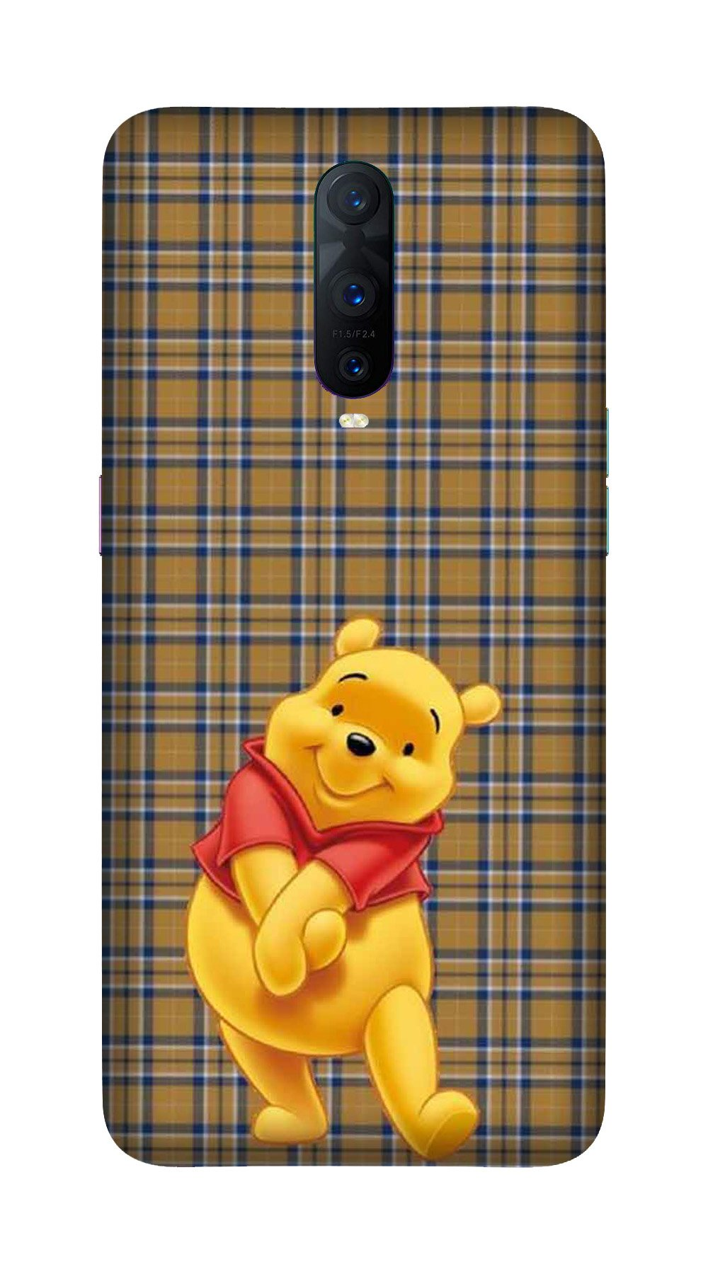 Pooh Mobile Back Case for OnePlus 7 Pro (Design - 321)