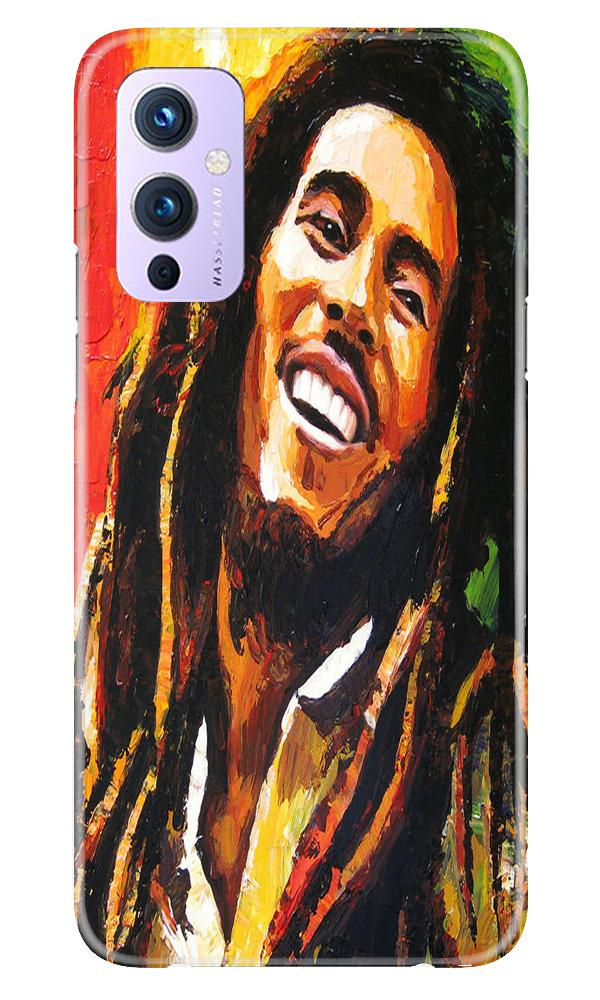 Bob marley Case for OnePlus 9 (Design No. 295)