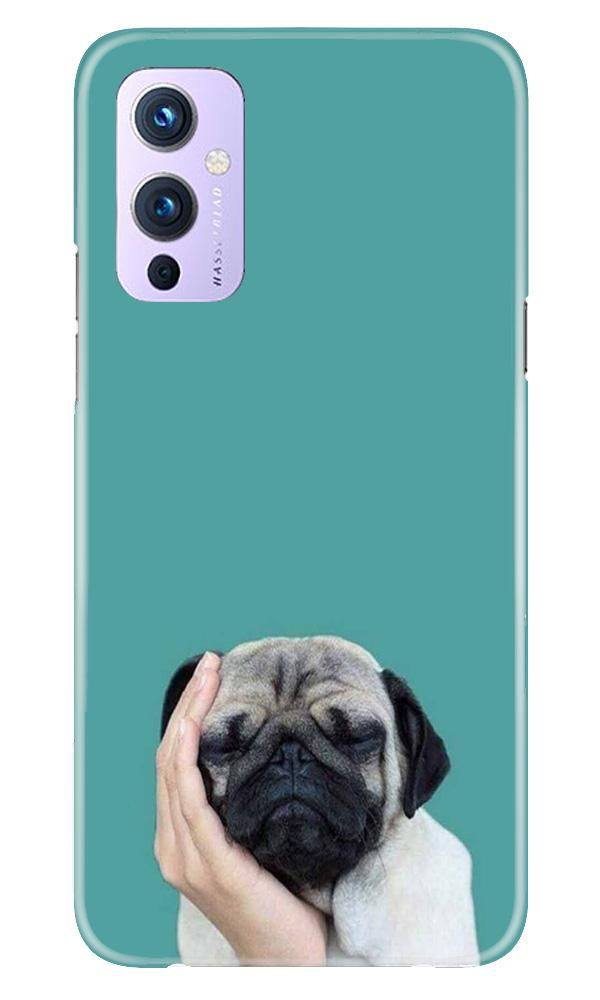 Puppy Mobile Back Case for OnePlus 9 (Design - 333)