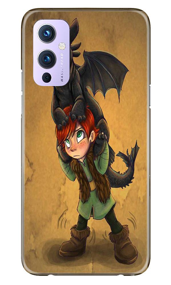Dragon Mobile Back Case for OnePlus 9 (Design - 336)
