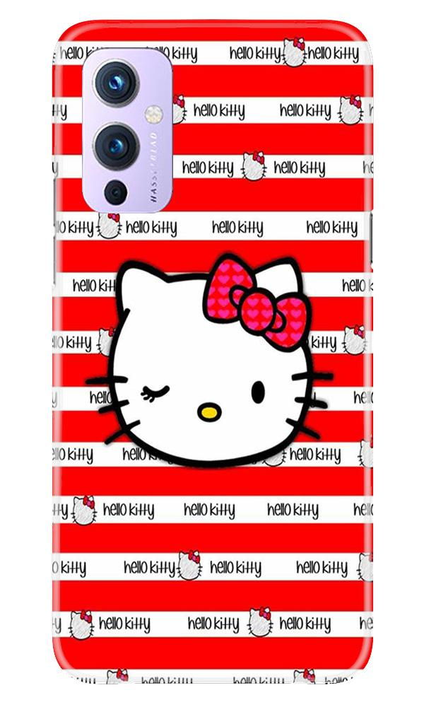 Hello Kitty Mobile Back Case for OnePlus 9 (Design - 364)