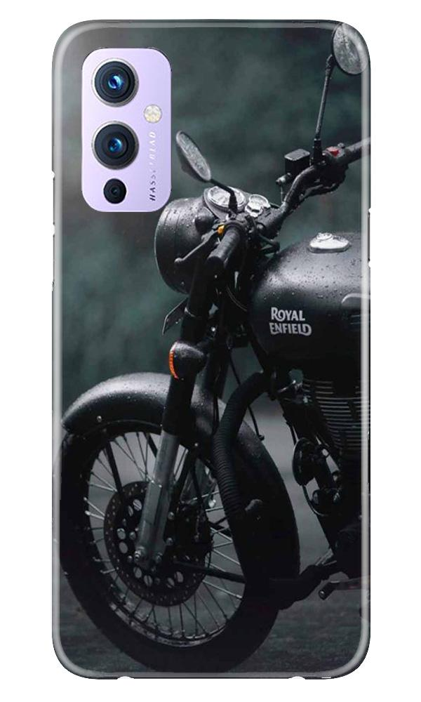 Royal Enfield Mobile Back Case for OnePlus 9 (Design - 380)