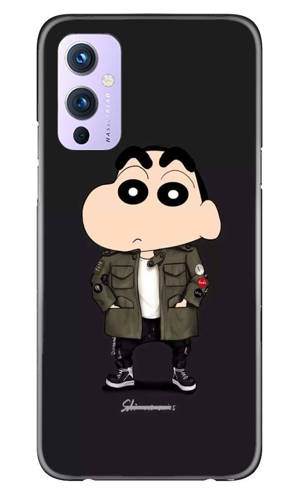 Shin Chan Mobile Back Case for OnePlus 9 (Design - 391)