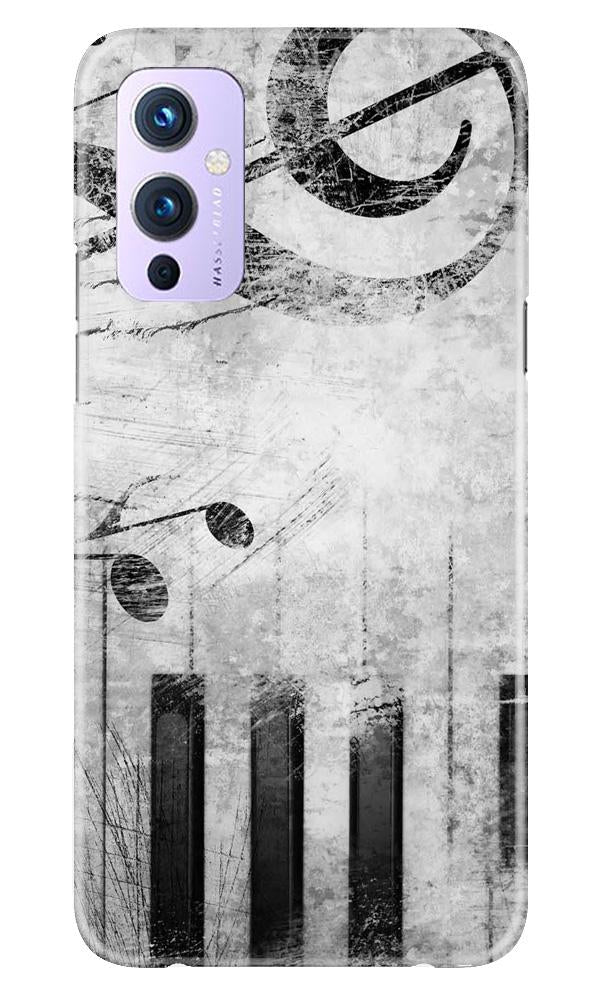 Music Mobile Back Case for OnePlus 9 (Design - 394)