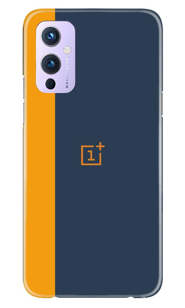 Oneplus Logo Mobile Back Case for OnePlus 9 (Design - 395)