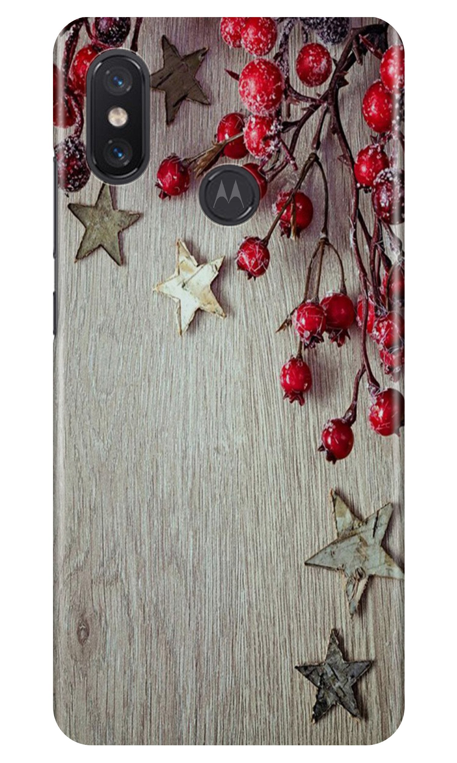 Stars  Case for Moto One Power