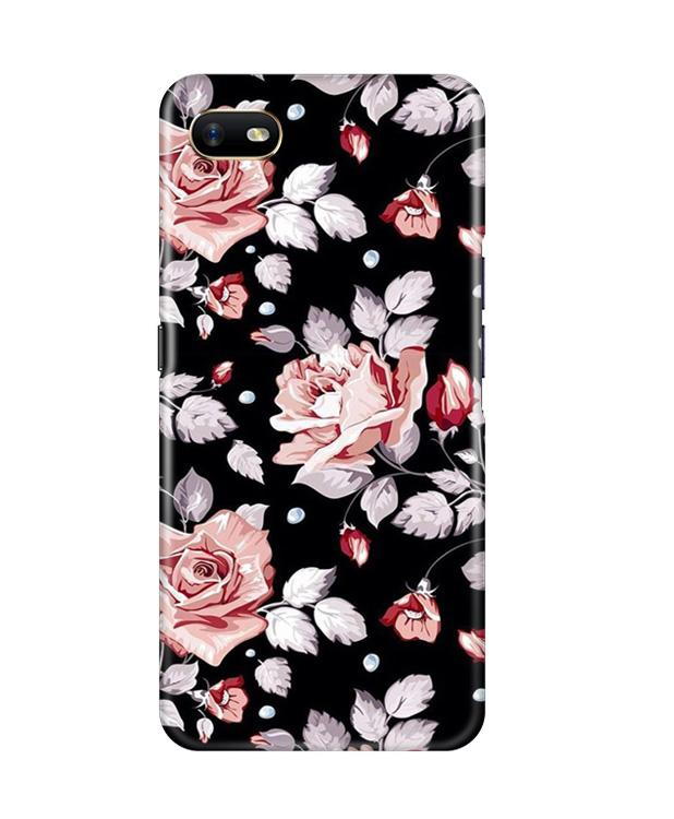 Pink rose Case for Oppo A1K