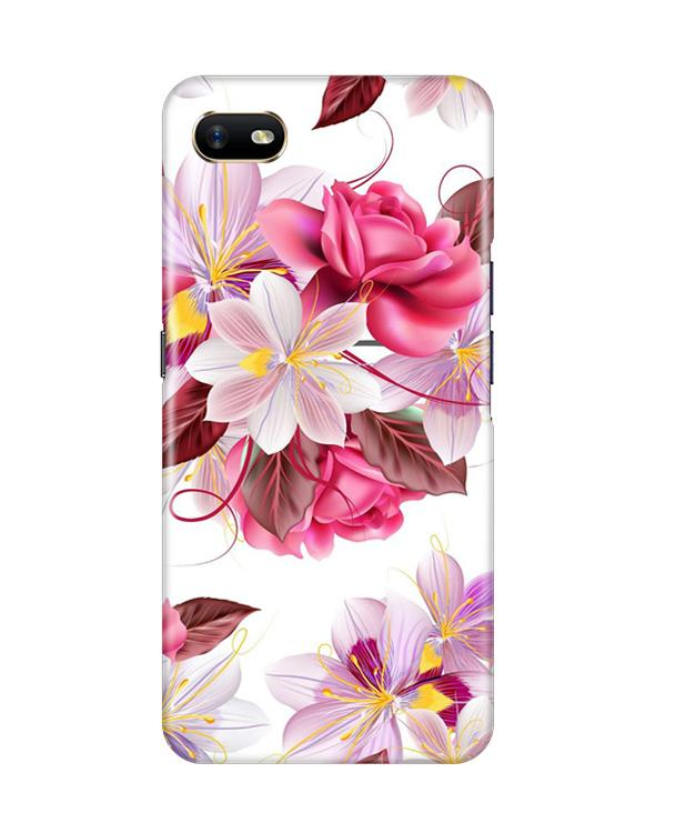 Beautiful flowers Case for Oppo A1K