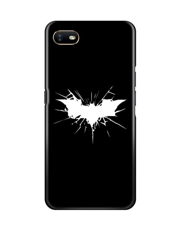 Batman Superhero Case for Oppo A1K  (Design - 119)