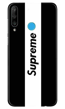 Supreme Mobile Back Case for Huawei P30 Lite (Design - 388)